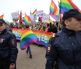 """Милоновские """"демоны"""" задумали создать центр гей-туризма в Петербурге"""
