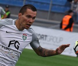 """Заболотный будет забивать за """"Зенит"""" под номером Аршавина и Халка"""