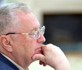 Владимир Жириновский: ветеран битв за кресло президента