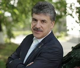 Павел Грудинин: кандидат-миллионер из совхоза