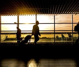 В 2017 году аэропорт Пулково обслужил рекордное число пассажиров