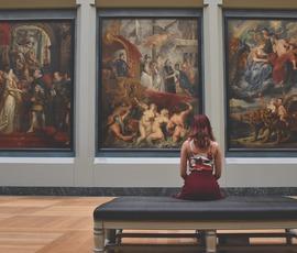 В Третьяковской галерее впервые представят восемь работ Брюллова