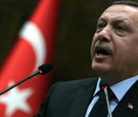 Эрдоган призвал Трампа остановить поддержку курдов в Сирии