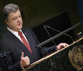 Порошенко просит Европу создать новую коалицию против России