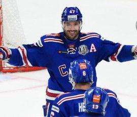 Илья Ковальчук признан лучшим нападающим недели в КХЛ