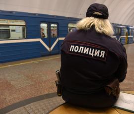 """Станция метро """"Невский проспект"""" и переход на """"Гостиный двор"""" закрыты"""