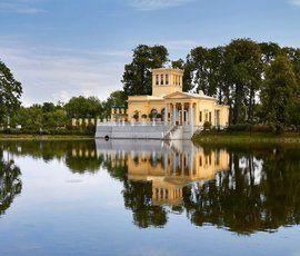 Петергоф стал одним из лучших садов в Европе