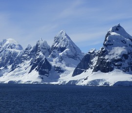 Пол Никлен покажет петербуржцам природу Антарктиды