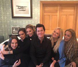 Spice Girls собираются поехать в мировой тур