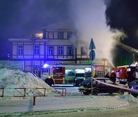 Вокзал в огне: жители Сестрорецка боятся поджога
