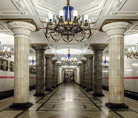 Забывчивые пассажиры закрыли в Петербурге три станции метро за день