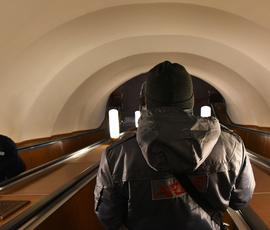 """В Петербурге метро """"Пролетарская"""" закрывалось на вход и выход"""