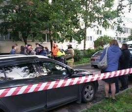"""В доме на улице Демьяна Бедного """"хлопнуло"""" из-за пьяного жильца"""