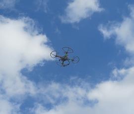 В России выпустят способный переносить человека дрон