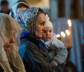 Православные отмечают Прощеное воскресенье