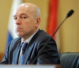 Константин Серов зачислен в петербургский штаб Путина