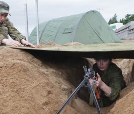 Каждый третий россиянин считает армию РФ самой сильной в мире