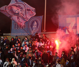 Крестовский остров перекроют из-за футбольных фанатов