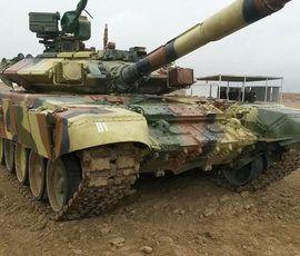Боевики ИГ захватили российский танк в Сирии