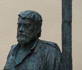 Сквер имени Довлатова может появиться в Петербурге до конца года