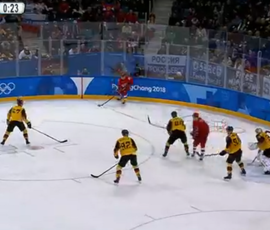 Германия сравняла счет в хоккейном финале