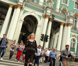 Эрмитаж заплатит 60 млн рублей за реставрацию зала
