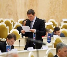 Петербургский депутат хочет греть туристов у памятников