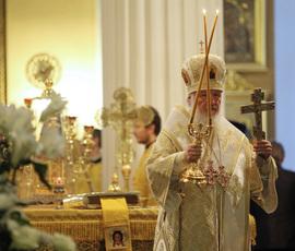 Патриарх Кирилл помолится за российских олимпийцев
