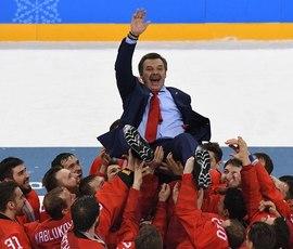 """Патриарх Кирилл назвал победу хоккеистов на Играх """"божьим знаком"""""""