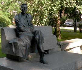 Улицу в Петербурге назвали в честь Михаила Зощенко