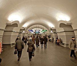 """Станцию """"Невский проспект"""" проверяли больше часа"""