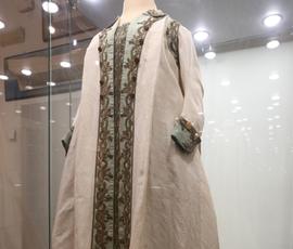 В Петербурге покажут морское платье Екатерины II