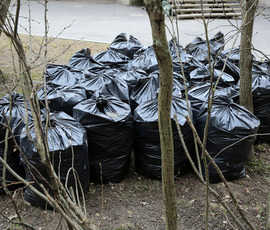 В Волгограде на свалке ищут тело задушенного матерью младенца
