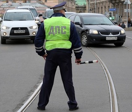 Бывшего инспектора ДПС осудили на 2 года