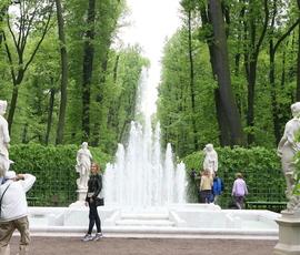 Русский музей отдаст 7 млн рублей подрядчику за содержание фонтанов в Летнем саду