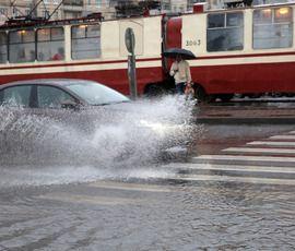 """Погода """"подмочила"""" воскресенье в Петербурге"""