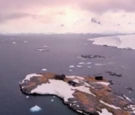 Полярники проголосовали в Антарктиде