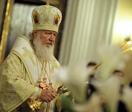 Патриарх Кирилл проголосует в Подмосковье
