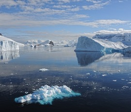Чуть не были озвучены результаты голосования полярников в Антарктиде