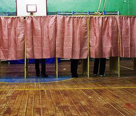 В Крыму начались первые для региона выборы президента