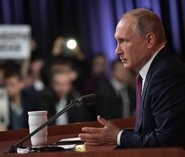 Путин назвал цели нового президентского срока