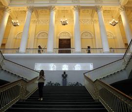 Русский музей получил в дар 160 работ Малевича