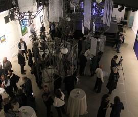 В Петербурге откроется выставка картин Бориса Гребенщикова