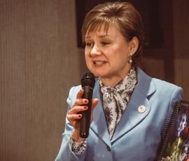 Валерия Томашева - правопросветитель Санкт-Петербурга