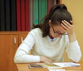 Петербургские школьники написали первые тесты ЕГЭ