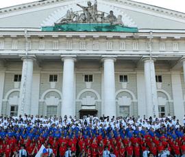 Фасады и крышу здания Биржи в Петербурге отреставрируют в 2018 году