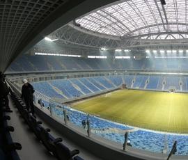 """Московские следователи пришли с проверкой на домашний стадион """"Зенита"""""""