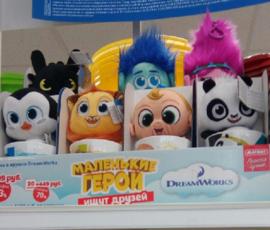 """#акциядеградация: как игрушки в кружке """"Магнит"""" с покупателями поссорили"""