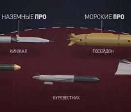 В сети появилось видео с новым супероружием России