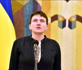 В Кремле ответили на сообщения о вербовке Савченко спецслужбами